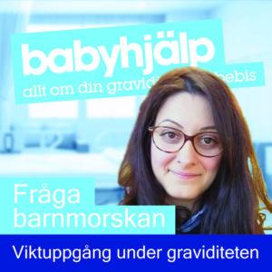 Viktökning gravid